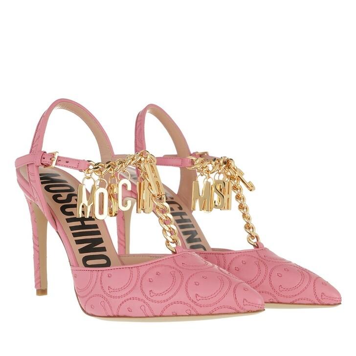 Schuh, Moschino, Scarpad.Pc Mf51/100 Na.Smile W.Shoe Rosa