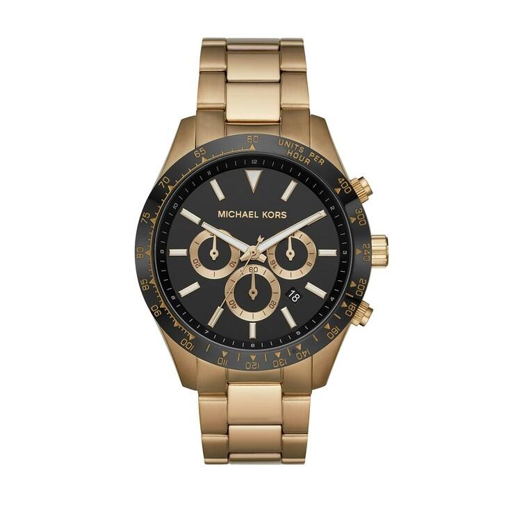 Uhr, Michael Kors, Layton Men Watch Gold