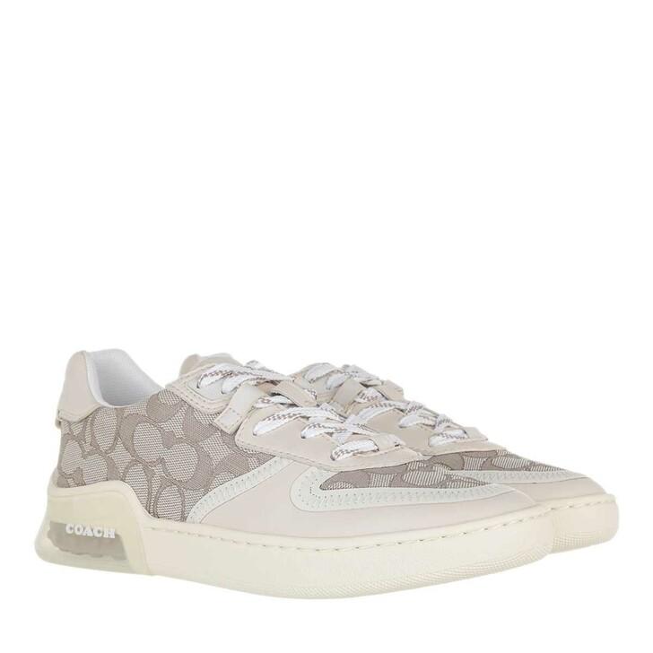 shoes, Coach, Citysole Court Sneaker Stone/Chalk