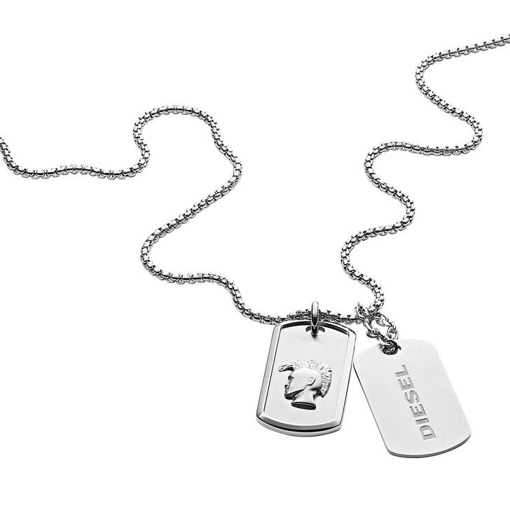 Kette, Diesel, Necklace DX1210040 Silver