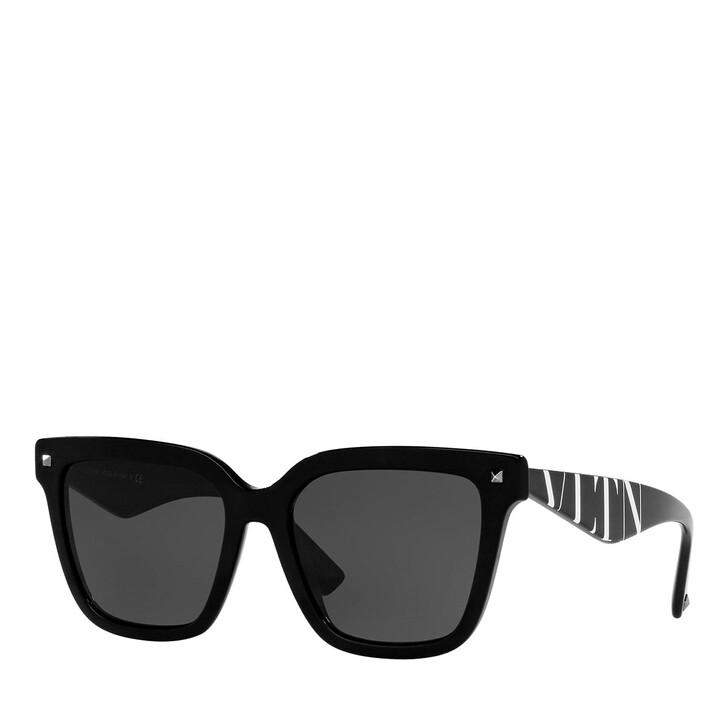 sunglasses, Valentino, 0VA4084 BLACK