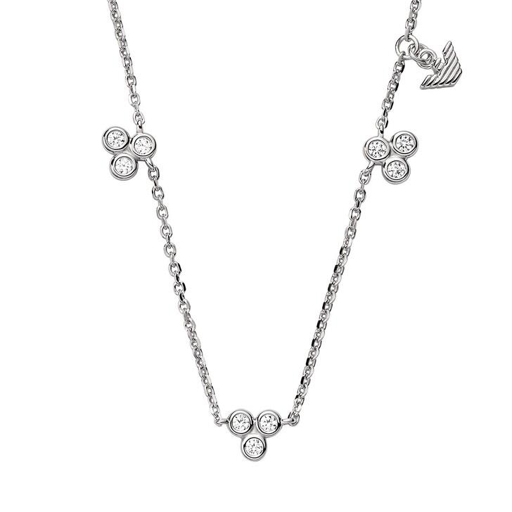 Kette, Emporio Armani, Sterling Silver Necklace Silver