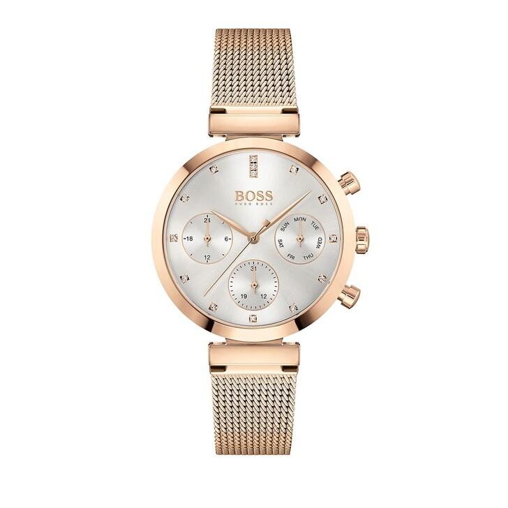 watches, Boss, Flawless Watch Roségold