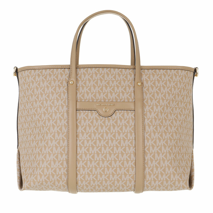 Handtasche, MICHAEL Michael Kors, Medium Conv Tote   Camel