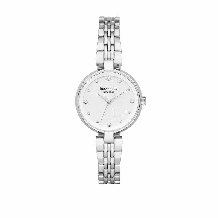 Uhr, Kate Spade New York, Annadale Stainless Steel Watch Silver