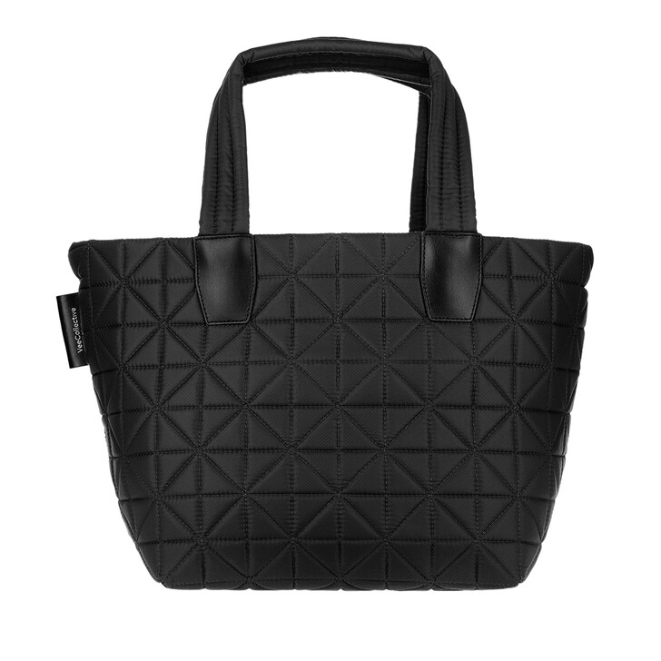 bags, VeeCollective, Small Vee Tote Black