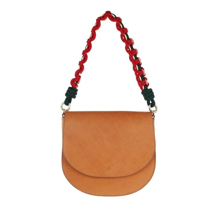 Handtasche, Closed, Ally Medium Shoulder Bag Caramel