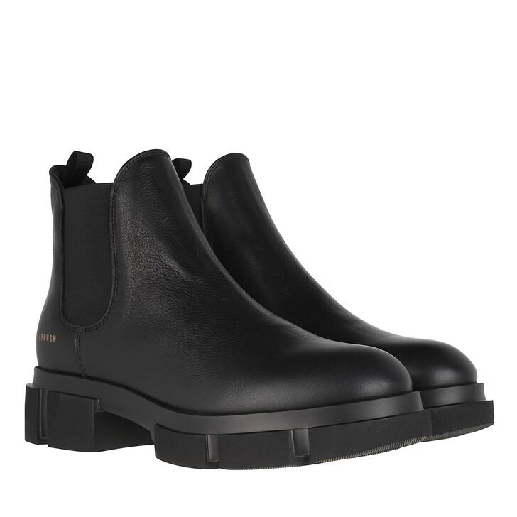 Schuh, Copenhagen, Boot Vitello  Black