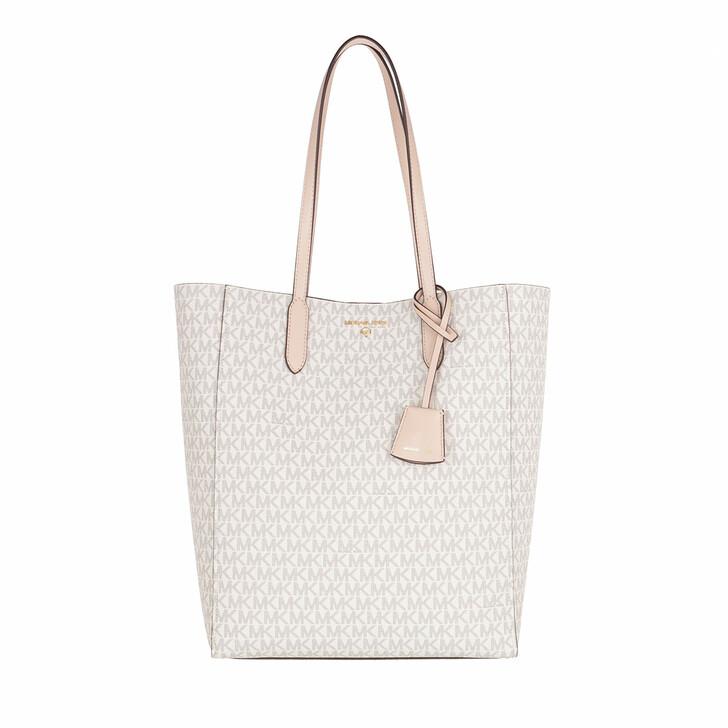 Handtasche, MICHAEL Michael Kors, Sinclair Large Ns Shopper Tote Vanilla/Softpink