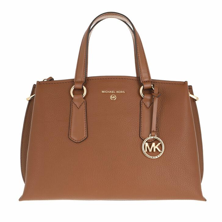 bags, MICHAEL Michael Kors, Medium Satchel Luggage