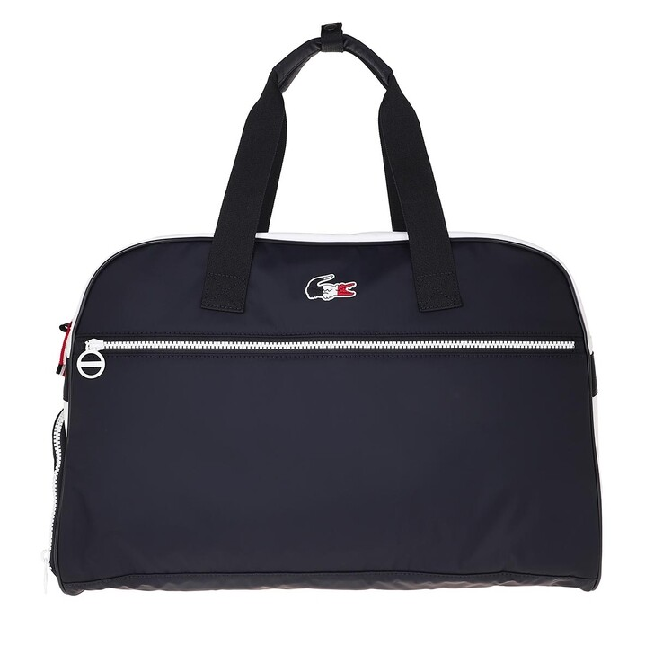 bags, Lacoste, Village Duffle Bag Olympic Worldwide
