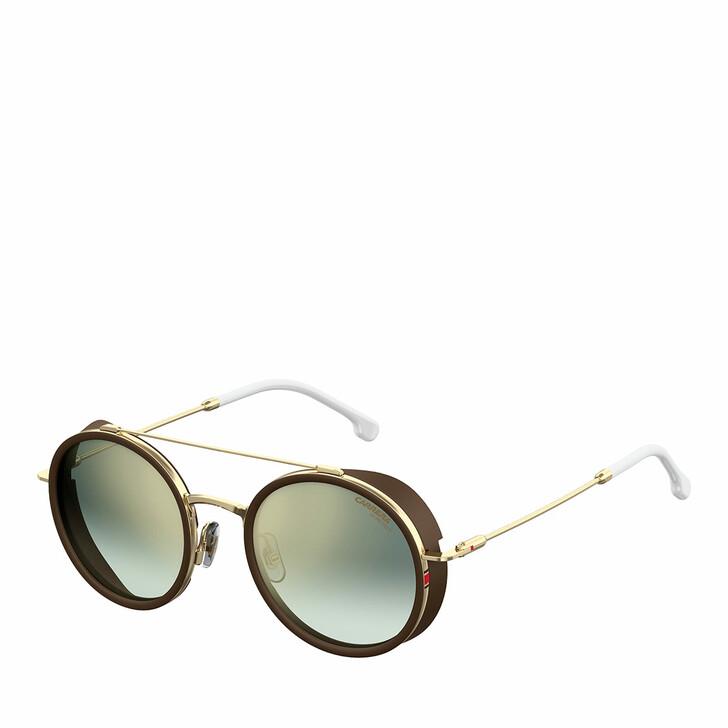 Sonnenbrille, Carrera, CARRERA 167/S Gold White