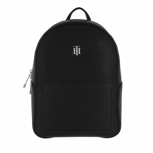 tommy hilfiger -  Rucksack - TH Essence Backpack - in schwarz - für Damen
