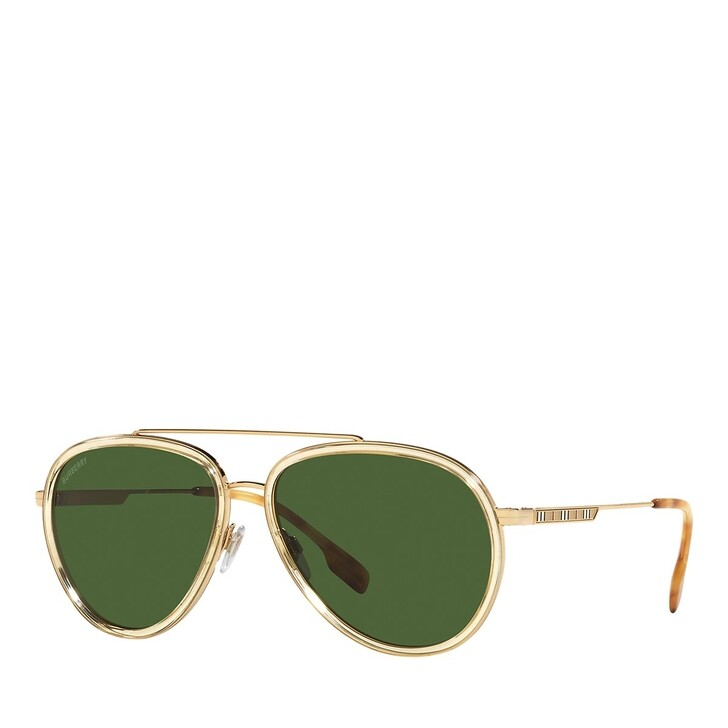 Sonnenbrille, Burberry, 0BE3125 GOLD