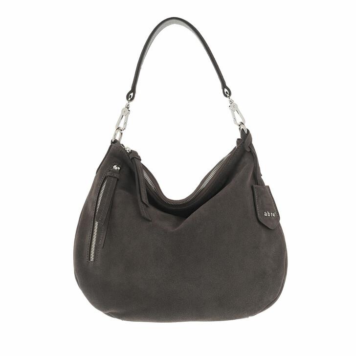 bags, Abro, Bucket JUNA small  Grey