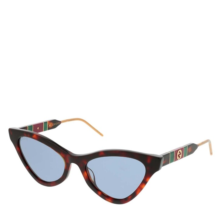 Sonnenbrille, Gucci, GG0597S 55 002