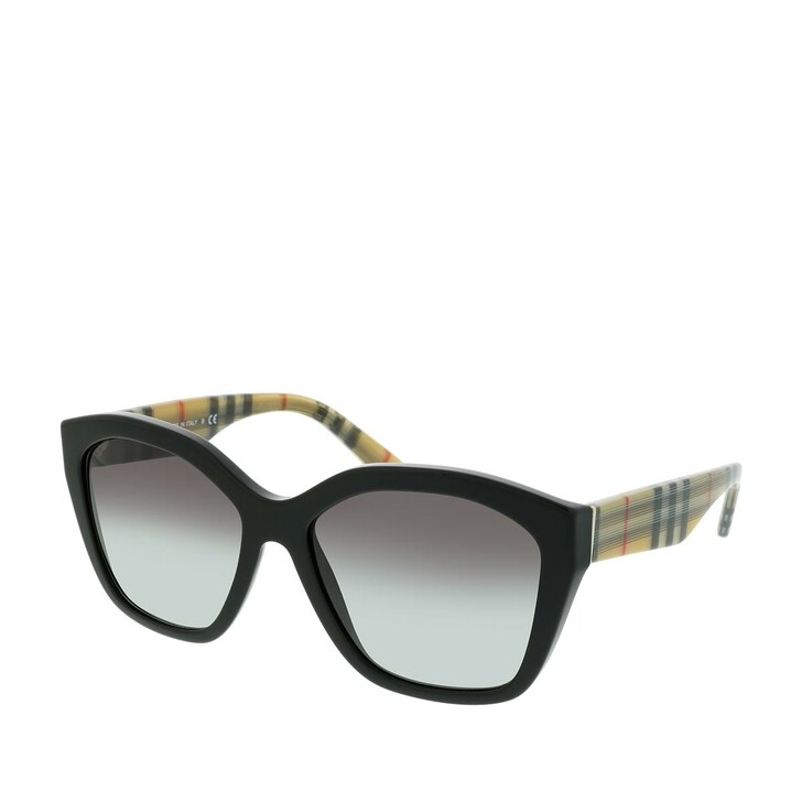 Sonnenbrille, Burberry, Women Sunglasses Heritage 0BE4261 Black