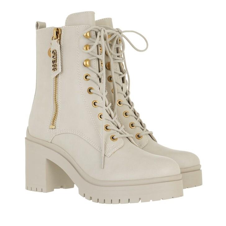 shoes, Guess, Lea Dress Bootie Vanilla
