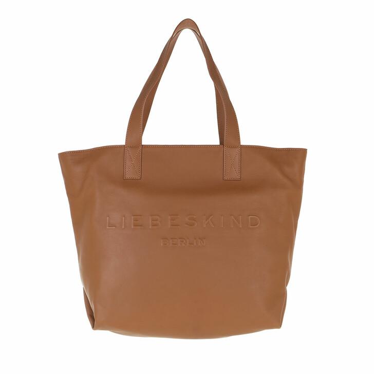 Handtasche, Liebeskind Berlin, Hannah Shopper Caramel