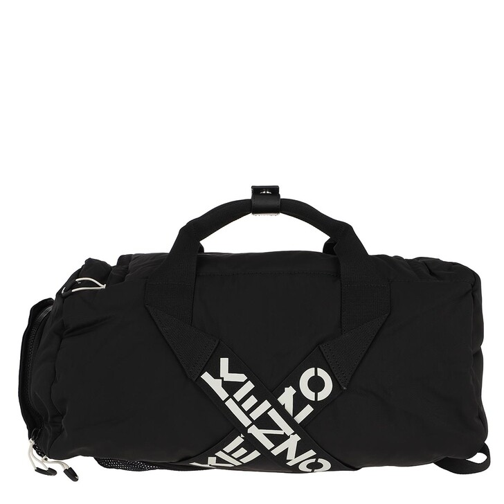 Handtasche, Kenzo, Weekender Black