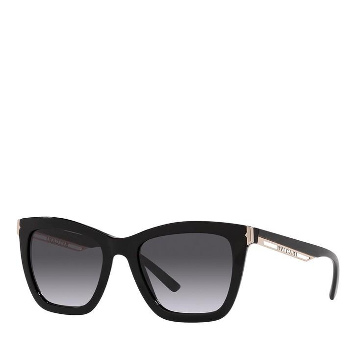 sunglasses, BVLGARI, 0BV8233 BLACK