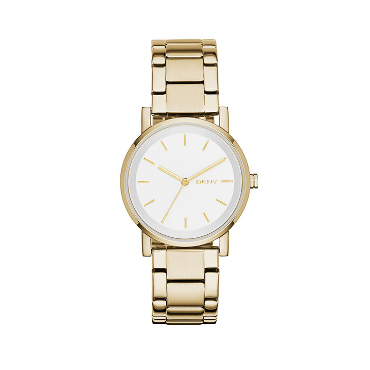 Uhr, DKNY, NY2343 Soho Bracelet Watch Gold