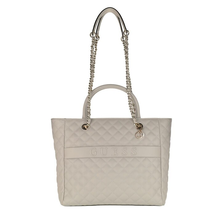 bags, Guess, Illy Elite Tote Grey