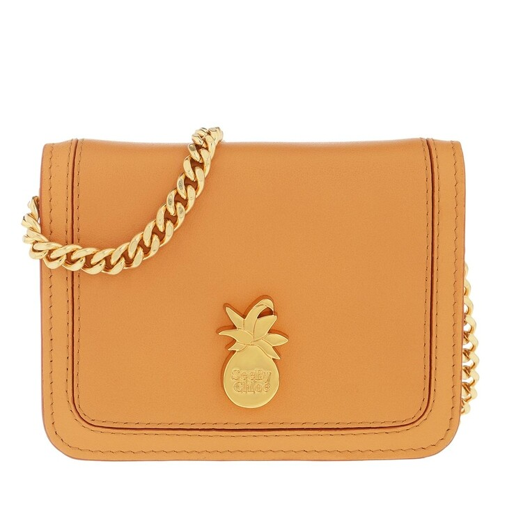 Handtasche, See By Chloé, Crossbody Bag Leather Blushy Pink