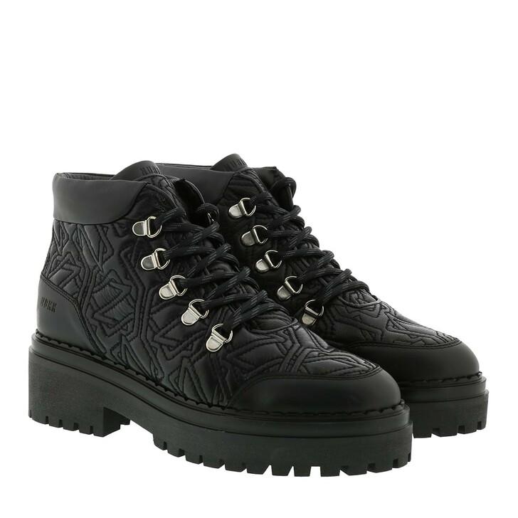 shoes, Nubikk, Fae Stella Boot Black Grain