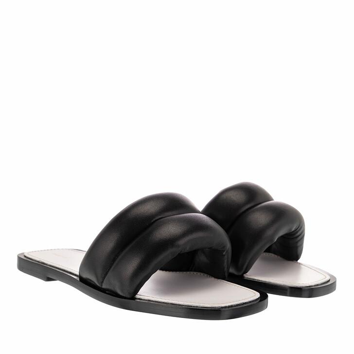 Schuh, Proenza Schouler, Puffy Slide Black