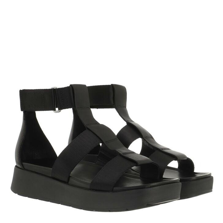 shoes, UGG, Eeba Sandal Mesh Black Mesh
