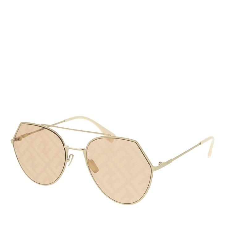 Sonnenbrille, Fendi, FF 0194/S Gold Beige