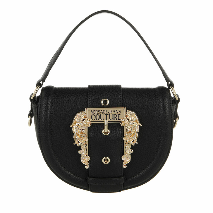 bags, Versace Jeans Couture, Crossbody Bag Black