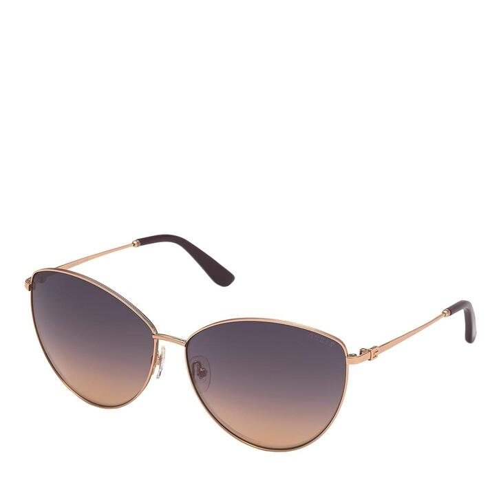 Sonnenbrille, Guess, GU7746 Rose Gold/Violet