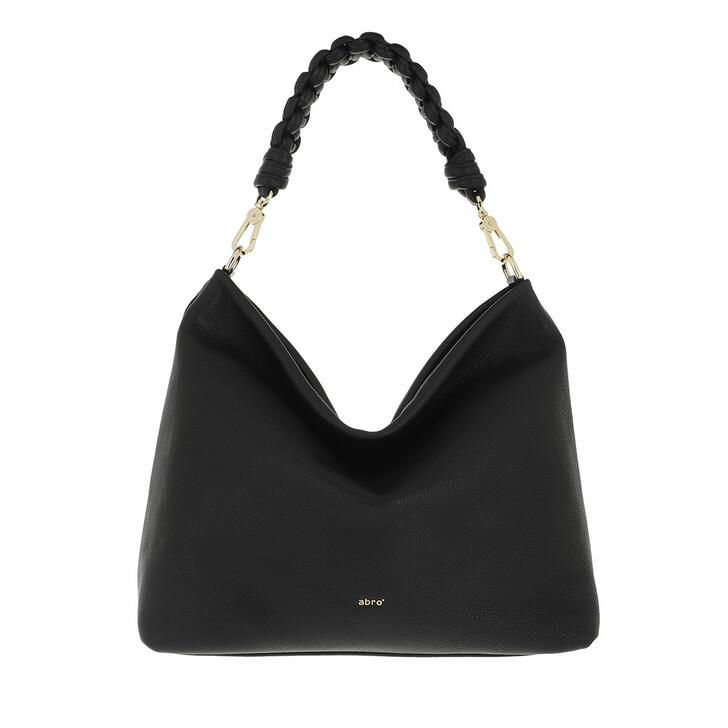 bags, Abro, Bucket KAIA  Black/Gold