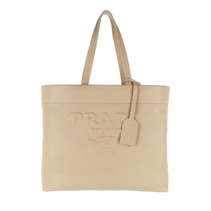 bags, Prada, Shoulder Bag Sand Beige