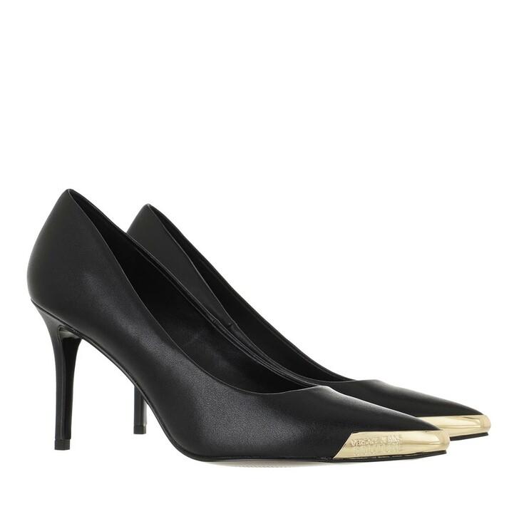 shoes, Versace Jeans Couture, Decollete' Shoes Black