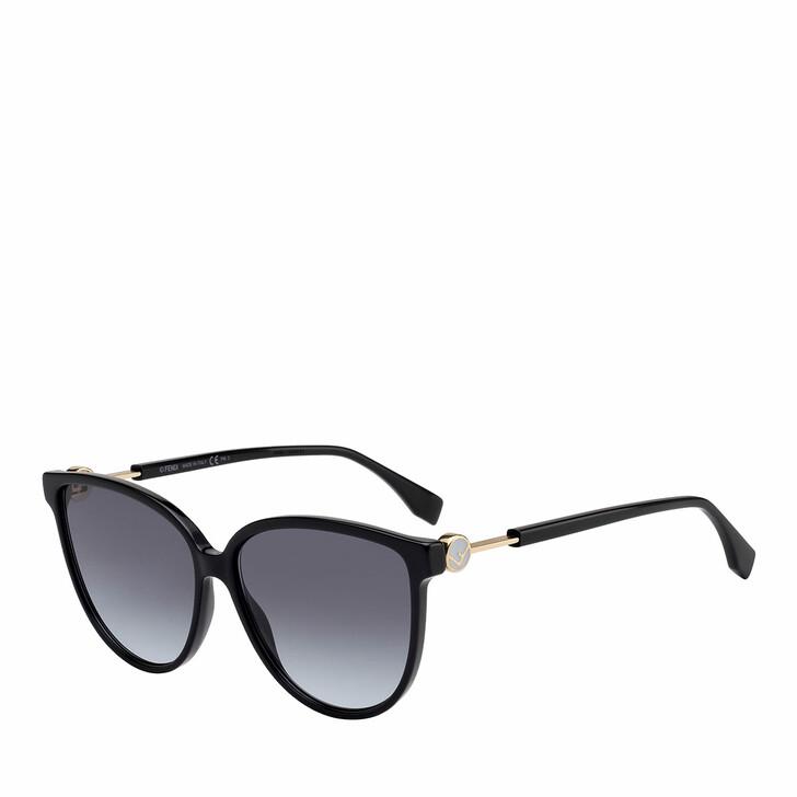 Sonnenbrille, Fendi, FF 0345/S Black