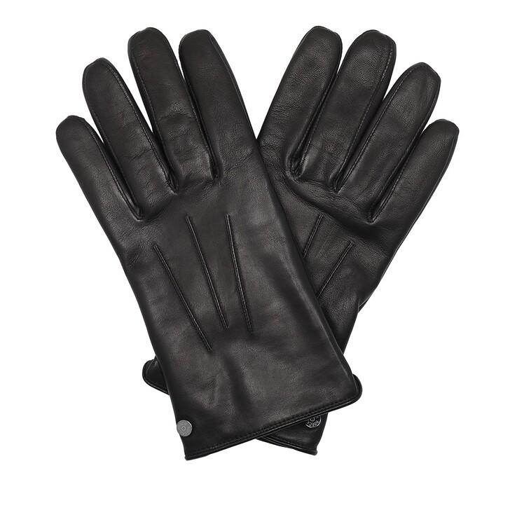Handschuh, Roeckl, Men Coburg Touch Gloves Black