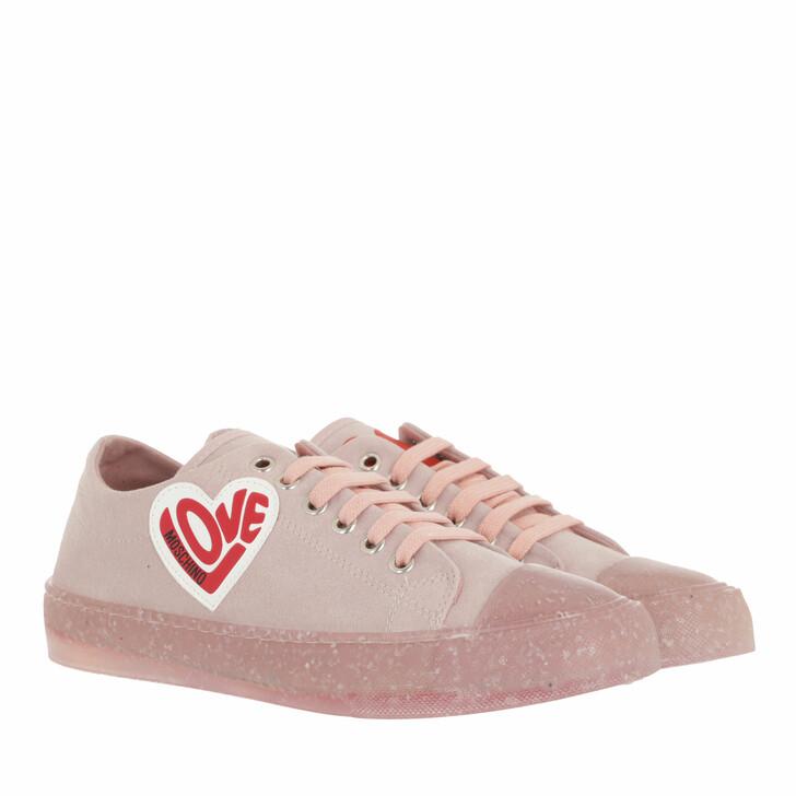 shoes, Love Moschino, Sneakerd Eco30 Suede Pl  Cipira