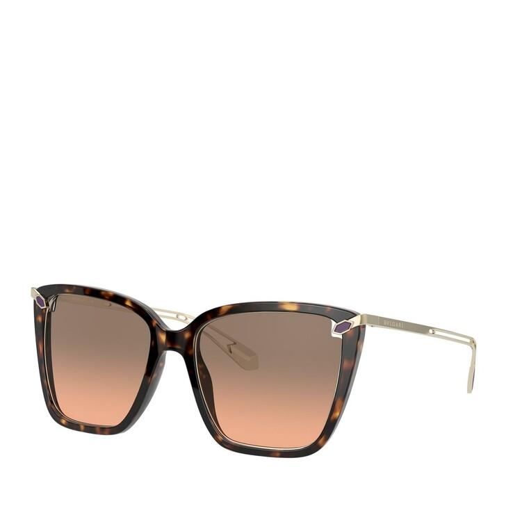 sunglasses, BVLGARI, AZETAT WOMEN SONNE HAVANA