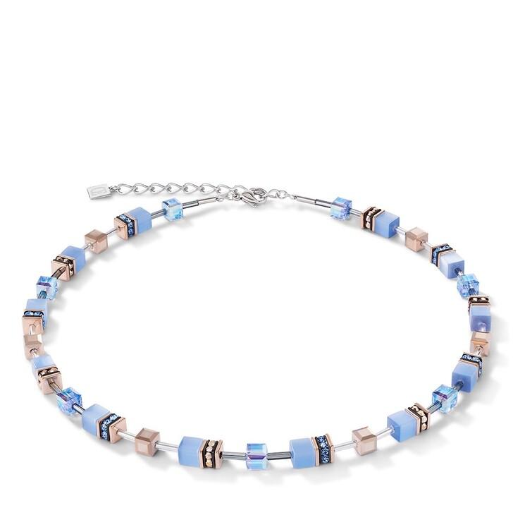 necklaces, COEUR DE LION, Necklace  Light Blue