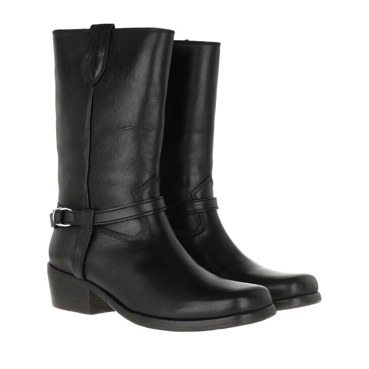 Schuh, Polo Ralph Lauren, Harness Casual Boots Black