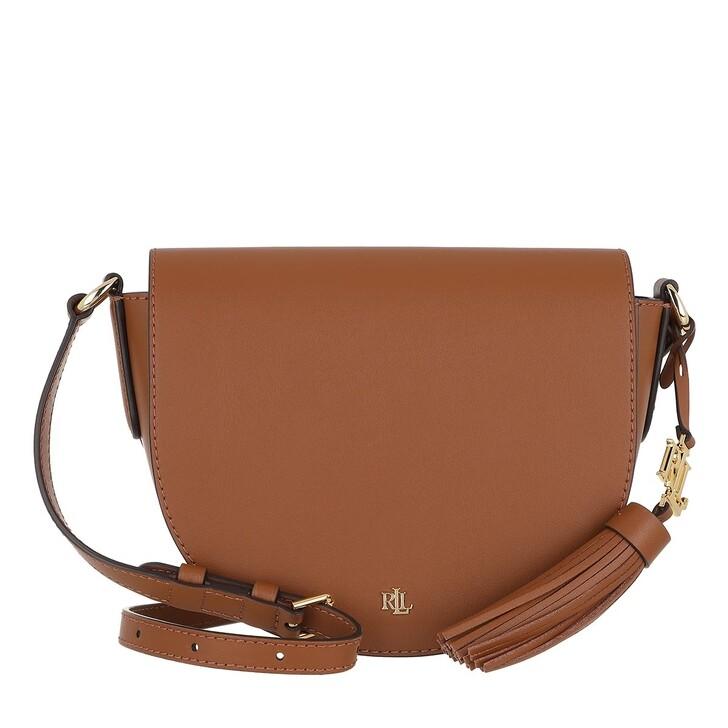 bags, Lauren Ralph Lauren, Witley 20 Crossbody Medium Lauren Tan