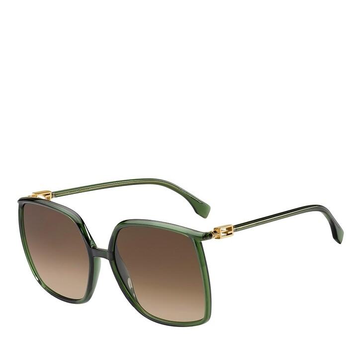 sunglasses, Fendi, FF 0431/G/S GREEN