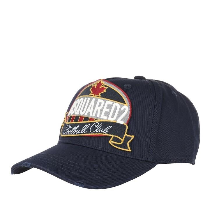 Mütze, Dsquared2, Football Club Cap Navy