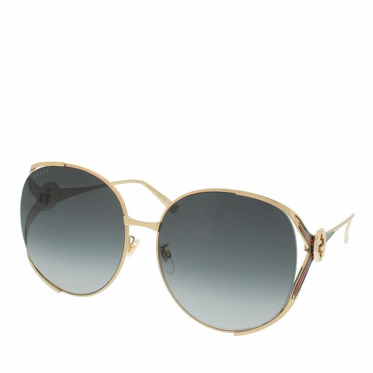 Sonnenbrille, Gucci, GG0225S 63 001