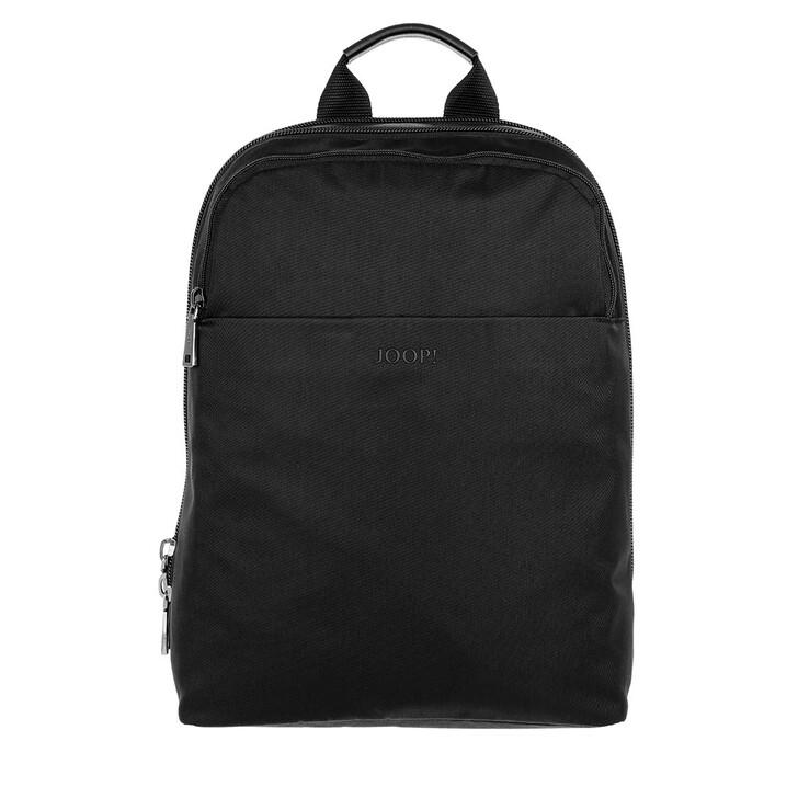 bags, JOOP!, Marconi David Backpack Black
