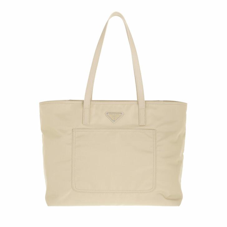 bags, Prada, Shoulder Bag Desert Beige