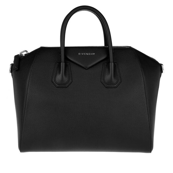 Handtasche, Givenchy, Antigona Medium Tote Black